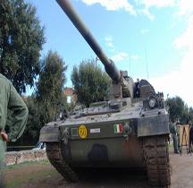 Automoteur PzH 2000 Esercito Italiano 2008
