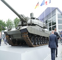 Allemagne France E MBT Eurosatory 2018