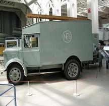 Austin K 2 Fire Truck Duxford
