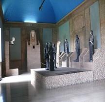 Tivoli Villa Hadriana Serapeum Statuaire Vatican