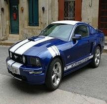 Ford Mustang 2009 GT CS V8 California Special Vista Blue Marsillargues 2019