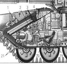 Char URSS RUSSIE T 72 Ural anatomie d'un fauve