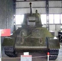 T 34 /76 modèle 1942 1943 Kubinka