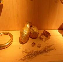 Age Bronze Gobelets Or Villeneuve-Saint-Vistre-et-Villevotte St Germain en Laye