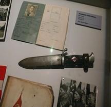 1938 Hitler-Jugend-Fahrtenmesser Bastogne