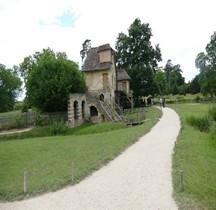 Yvelines Versailles Petit Trianon Hameau reine Moulin
