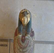 Egypte Hâpi Tête Babouin Marseille Vieille Charite