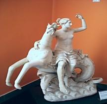 Statuaire Rome Nereide su pistrice Posillipo Naples MANN