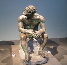 Statuaire Grèce Pugile del Quirinale Rome Museo Nazionale