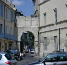 Gard Nimes Enceinte Porte de France
