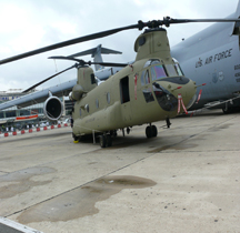 Boeing CH-47 F Chinook Le Le Bourget 2011
