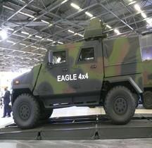 Mowag Eagle 4x4 Eurosatory 2012