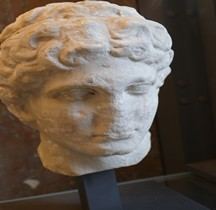 Grèce Hellénistique Séleucides Antiochos VI Dionysos Paris Louvre
