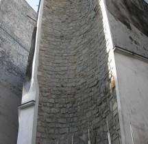 Paris Enceinte Mur de Philippe Auguste Rue du Louvre