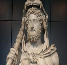 Statuaire 4 Empereurs 6 Commode Hercule Rome Capitole