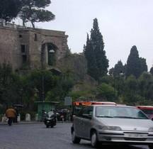Rome Rione Campitelli  Capitole  Rupes Tarpeia  Roche Tarpeienne
