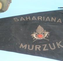 2eGM 1940 Fanion compania Sahariana Murzuk