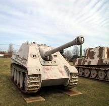 Jagdpanther Mitte Aberdeen