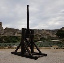 Militaria Poliorcétique Bricole Brigole Les Baux de Provence