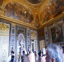 Yvelines Versailles Chateau Appartements du Roi Salon de Diane