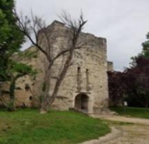 Drôme Montélimar Chateau des Adhémar