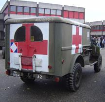 Dodge WC 54 Ambulance