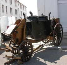 1810 Roulante 1° Empire Montpellier