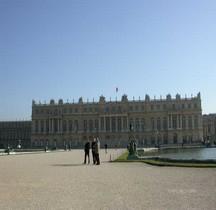 Yvelines Versailles Chateau Les Exterieurs