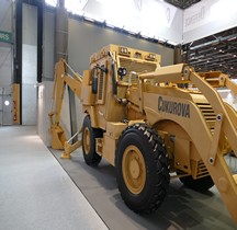 Cukurova Defence Armored Backhoe Loader  Type 285 Eurosatory 2018