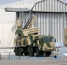 Missile Sol Air Pantsir S 1 Chassis BAZ