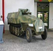SdKfz 251-9 Munster