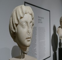 Statuaire 4 Empereurs 5. Faustina Minor Rome Museo Palatino