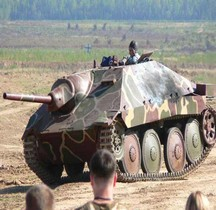 Jagdpanzer 38t SdKfz 138/2 Hetzer Kubinka