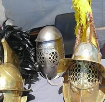 Gladiateur Provocator Casque Loupian 2012