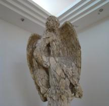 Statuaire Sperlonga Rapt de Ganymède