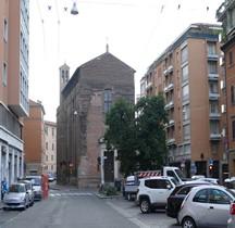 Bologna Santuario di Santa Maria della Visitasione Exterieur