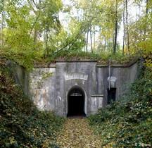 PFN Position Fortifiée Namur Fort d'Emines