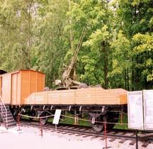 Wagon Plat 20 Tonnes 1941