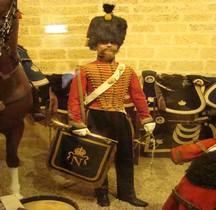 Garde Impériale Cavalerie Regiment des Guides Trompette Salon