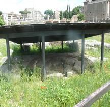 Rome Rione Campitelli Forum Romain  Lacus Curtius