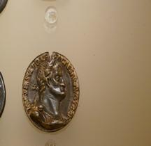 Statuaire 2 Empereurs 1 Galba Ravenne