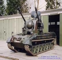 Automoteur Anti Aérien Gepard A1