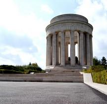 Meuse St Mihiel Montsec Mémorial US