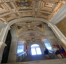 Venise Palazzo Ducale Scala d'Oro