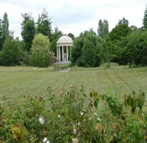 Yvelines Versailles Petit Trianon Jardins Temple de l'Amour