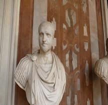 Statuaire 6 Empereurs 2 Geta  Rome Palazzo Altemps