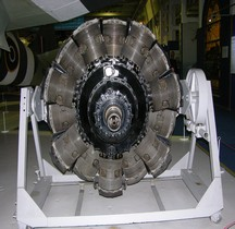 Moteur Bristol Hercules Mark XVII Hendon