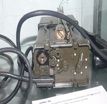 1953 Radio Emetteur Recepteur CPRC 26 Saumur