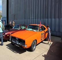 Dodge Charger 1973 General Lee Nimes 2015