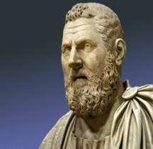 Statuaire 5 Empereurs 1 Pertinax Rome